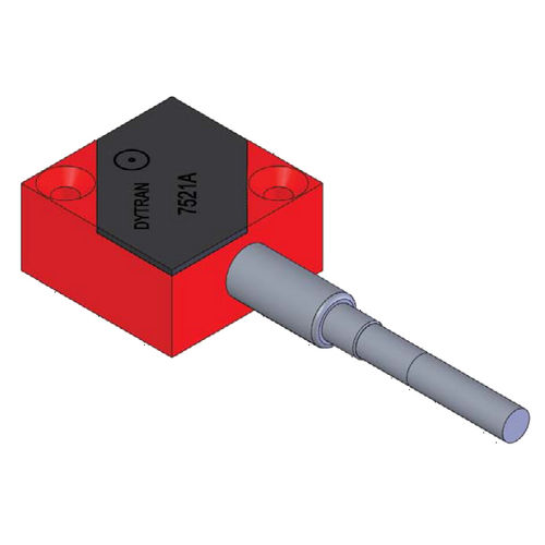 triaxial accelerometer / vibrating / miniature