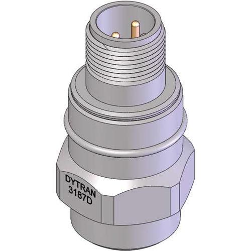 triaxial accelerometer / shear / IEPE / low-frequency
