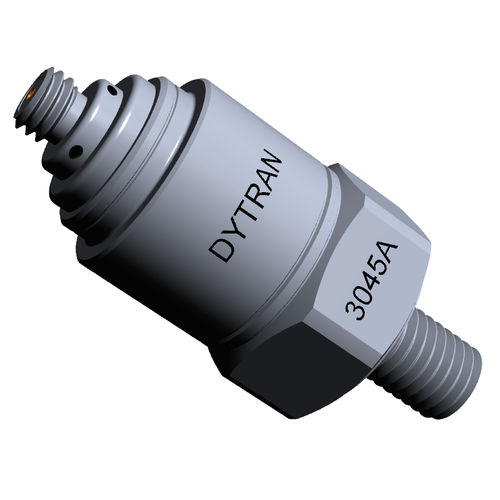 triaxial accelerometer / IEPE / rugged / for cryogenic applications