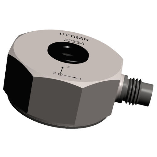 triaxial accelerometer / piezoelectric / IEPE / rugged
