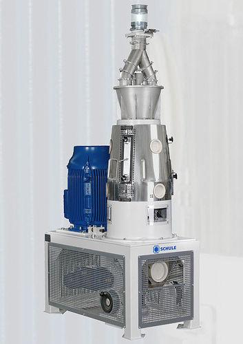 vertical rice whitening machine