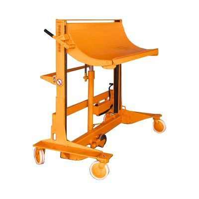 loading cart