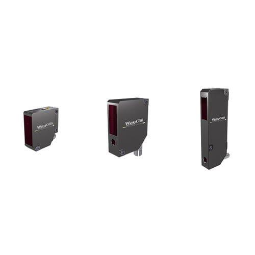 linear displacement sensor / non-contact / PSD laser / analog