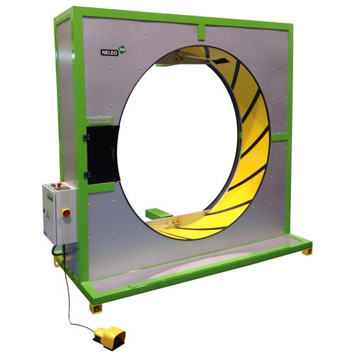 orbital stretch wrapper / automatic / for windows and doors / for furniture