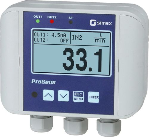 temperature indicator - SIMEX Sp. z o.o.