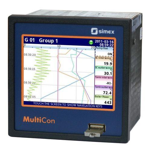 programmable digital controller - SIMEX Sp. z o.o.