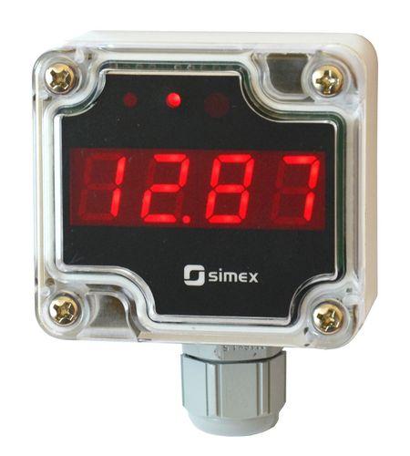 current indicator / process / temperature / status