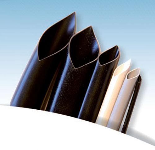 extruded sleeve / protection / insulating / tubular