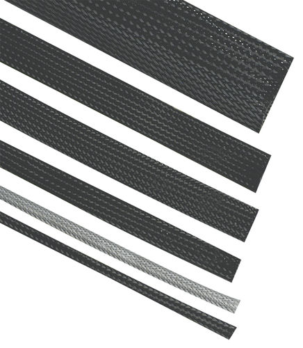 monofilament sleeve / insulating / braided / for cables