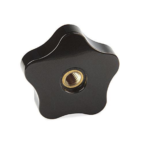 threaded knob / star / thermoplastic