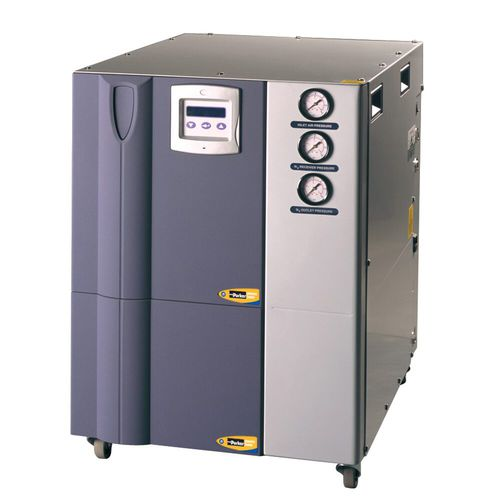 high-purity nitrogen generator / laboratory / compact / for LC/MS