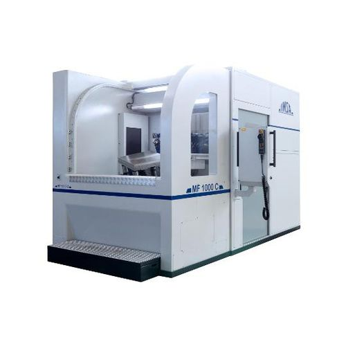 deep hole drilling and milling machine