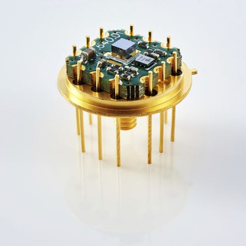 infrared detection module - VIGO System S.A.