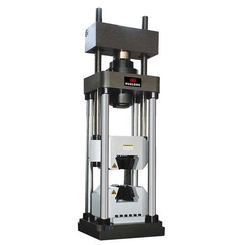 tension testing machine / pressure / for round bars / universal