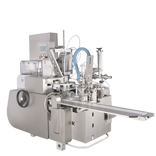 ice cream filling and wrapping machine