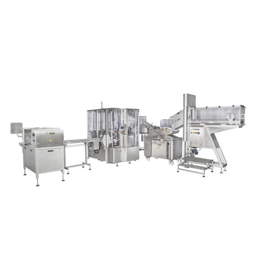 butter re-packing line - FASA