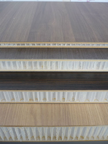 polypropylene honeycomb core sandwich panel