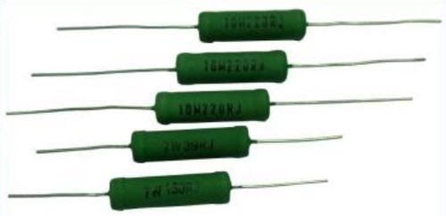 wire-wound resistor / board-mount / power