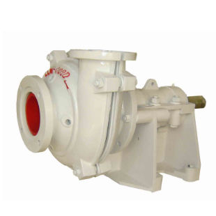 slurry pump / with electric motor / normal priming / for water treatment