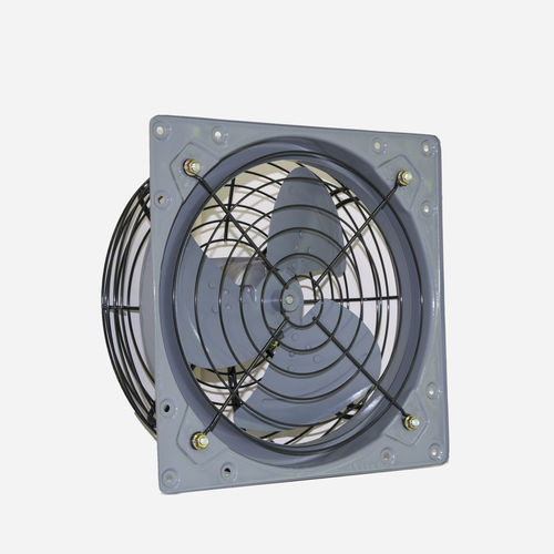 wall-mounted fan / axial / cooling / exhaust