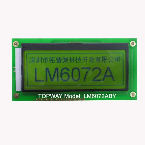LCD display - TOPWAY LCD