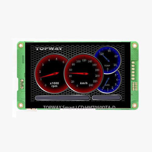 LCD display module / custom / smart / industrial