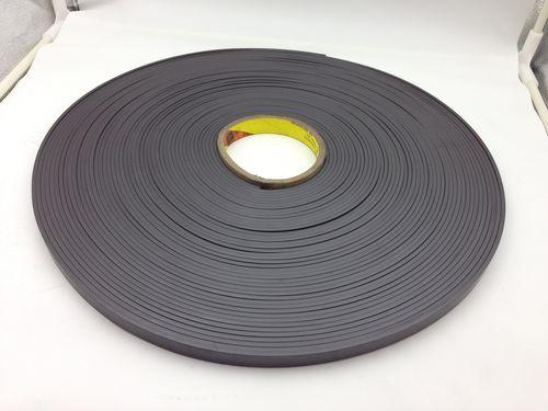 rubber-bonded ferrite magnetic strip