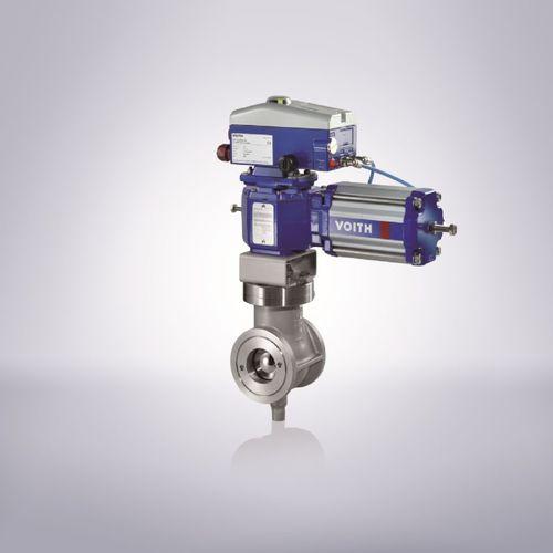 ball valve / hand / seat / metal
