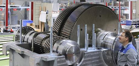 drive shaft / gear