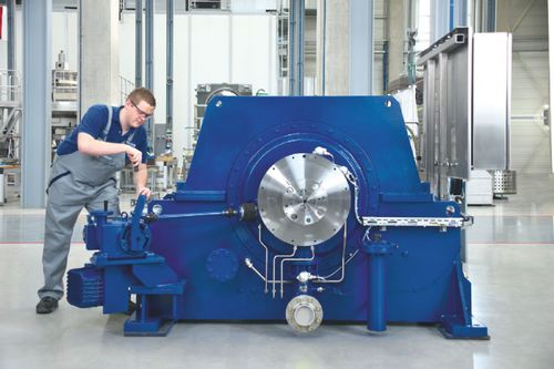 fluid coupling / machines / variable-speed