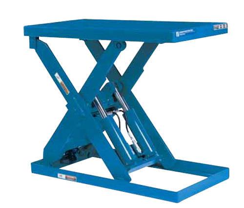 simple scissor lift table