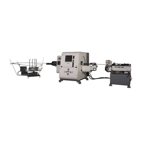 electric bending machine / for tubes / automatic / 3-axis