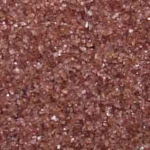 garnet abrasive blasting medium