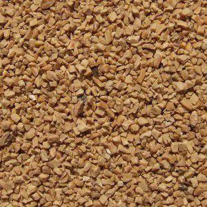 kernel and shell granulate abrasive blasting medium