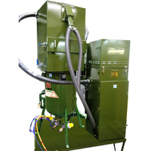 automatic sandblasting machine