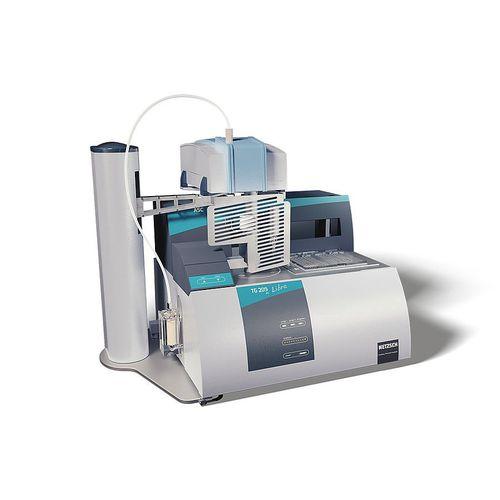 FT-IR spectrometer - NETZSCH-Gerätebau GmbH