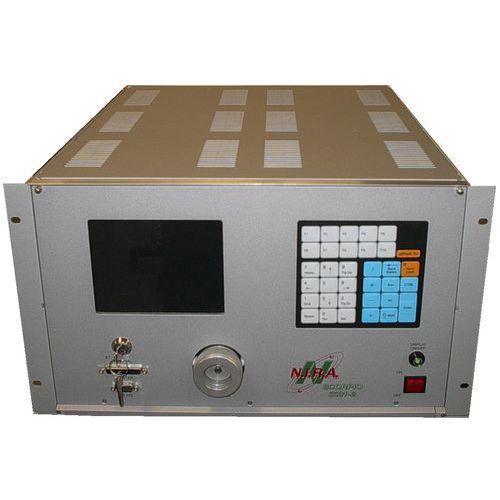 carbon analyzer / process gas / stack gas / hydrocarbon