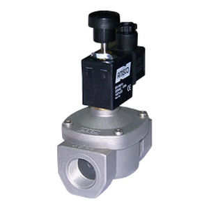 direct-operated solenoid valve / 2/2-way / NC / for natural gas