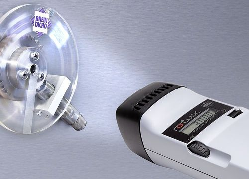 handheld stroboscope - RHEINTACHO Messtechnik GmbH