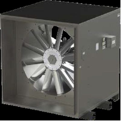 floor-standing fan / axial / exhaust / ventilation