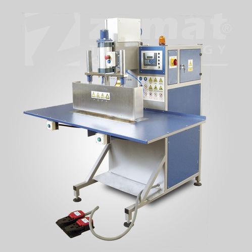 butt welding machine / high-frequency / AC / manual