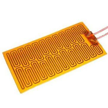 heating strip / flexible / kapton