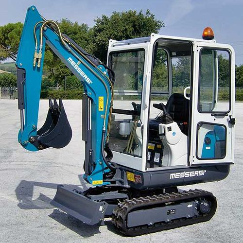 mini excavator / crawler / Tier 2 / construction