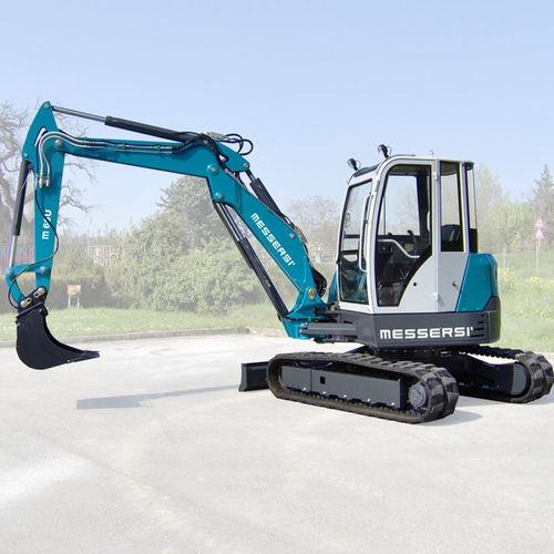 mini excavator / crawler / Tier 3 / construction