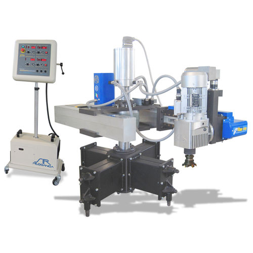 pipe end chamfering machine / squaring