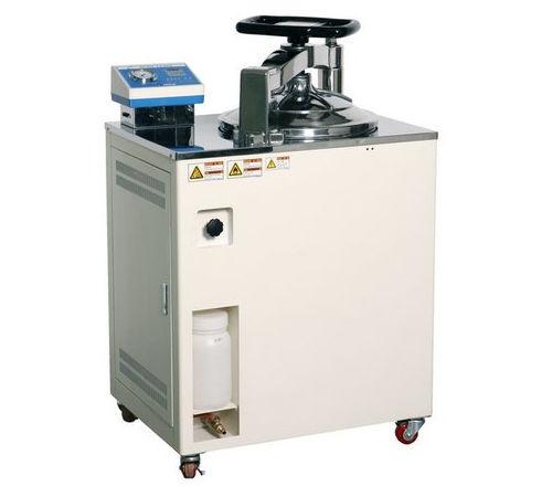 laboratory autoclave / automatic