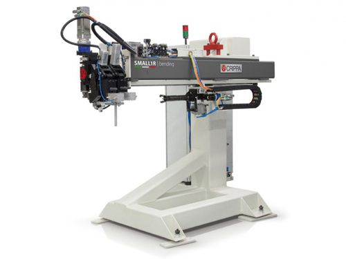 hydraulic bending machine / for tubes / 5-axis / CNC