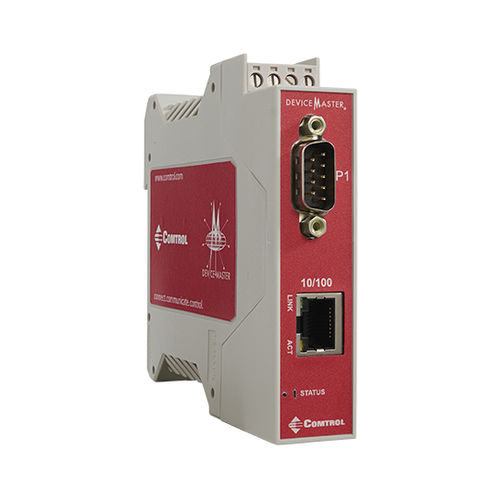 RS-232 device server / RS422/RS485 / Ethernet / DB9M