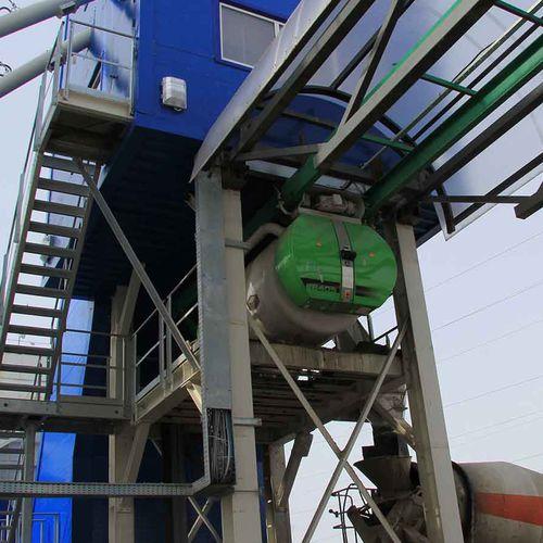 planetary mixer / batch / for concrete