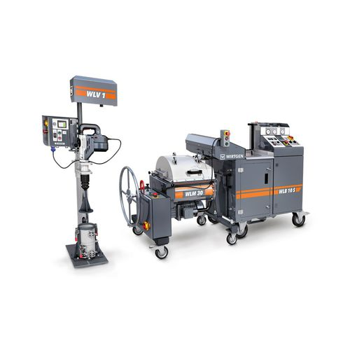 dynamic kneader / batch / for concrete / laboratory